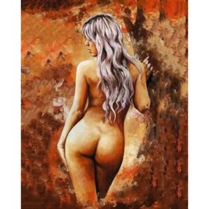 Nude Woman - Paint by Numbers Nude