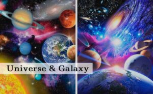 Universe and Galaxy