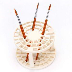 49 Hole Paint Brushes Holder