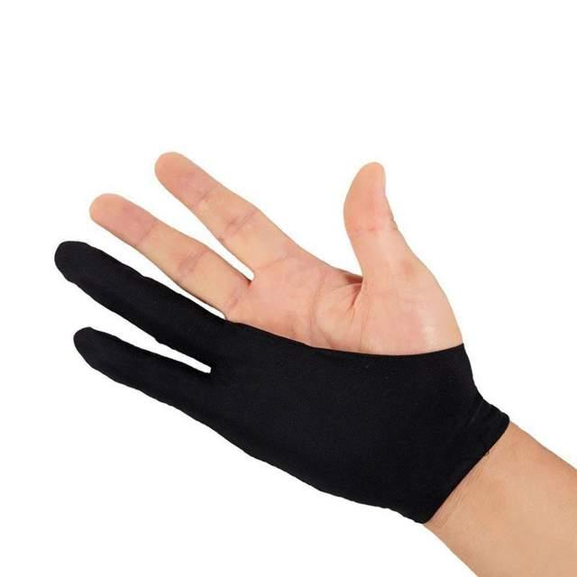 Black Artist Glove - Free Size
