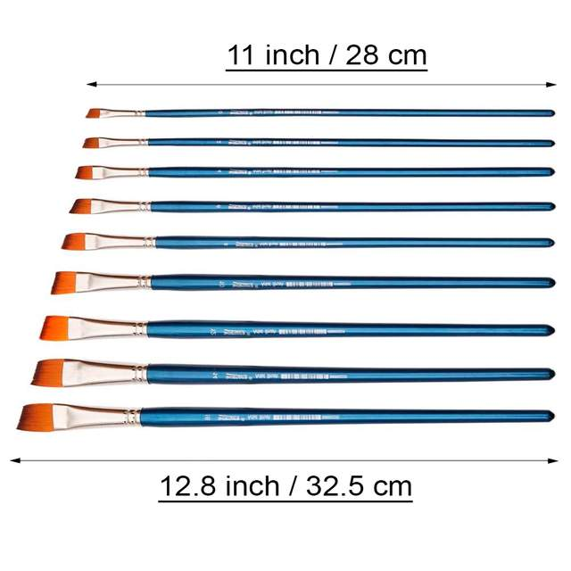 Professional Art Paint Brushes Set for Oil Acrylic Painting