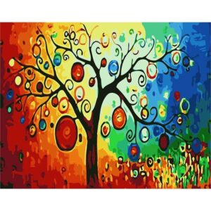 Dream Tree - Whimsical Paint by Number Kits