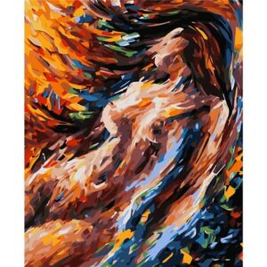 Flow of Love - Painting by Numbers for Adults