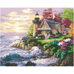 Guardian of the Sea - Painting by Numbers Kits