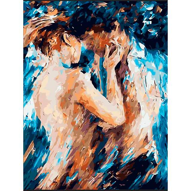Romantic Love - Paint by Number for Sale